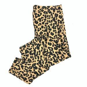 Torrid Animal Print Legging size 00